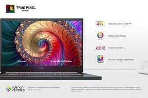 MSI ra mắt Creator 15: Intel Core i7-10875H, màn hình True Pixel 4K cho người sáng tạo