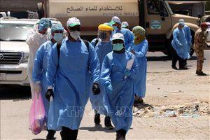Iraq ghi nhận số ca mắc COVID-19 cao nhất trong ngày