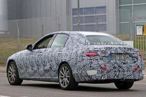 Loạt ảnh hiếm hoi về Mercedes-Benz C-Class 2021 sắp ra mắt