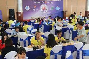 Gần 300 VĐV xuất sắc tranh tài tại Giải cờ vua đồng đội toàn quốc
