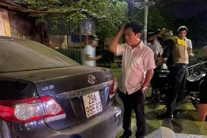 Khởi tố Trưởng ban Nội chính tỉnh Thái Bình gây tai nạn