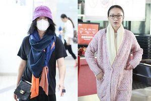 Châu Tấn bị chê diện đồ Chanel kém sang, trông như bà già ở sân bay