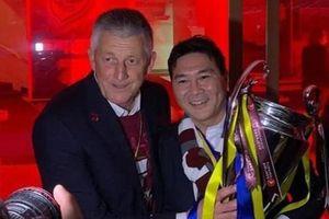 Sarajevo lần đầu vô địch dưới thời ông chủ người Việt Nam