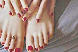 4 đặc điểm chỉ có trên chân của người phụ nữ giàu sang