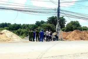 Công ty điện lực lên tiếng vụ dây điện cháy giật chết người