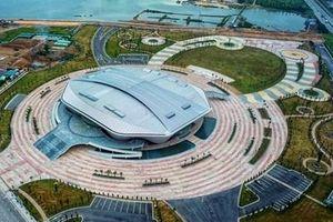 Nhà thi đấu đẹp nhất Việt Nam là nơi tổ chức giải thể thao ngành Kiểm sát 'Cúp Báo Bảo vệ pháp luật lần thứ X'