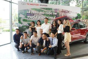 Giải thưởng 1 chiếc xe Hyundai KONA về tay một Vlogger trẻ tuổi