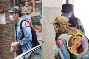 Hứa Chí An và Trịnh Tú Văn mặc chung chiếc áo khoác để chứng minh 'gương vỡ lại lành' sau chuyện ngoại tình một năm trước?