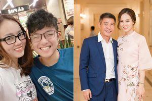 Bạn gái kém tuổi khoe ảnh rạng rỡ bên con trai NSND Công Lý nhưng động thái của MC Thảo Vân mới khiến dân tình chú ý