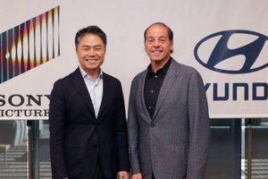 Hyundai ký hợp đồng với Sony để xuất hiện trong phim 'Spider Man'