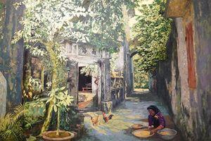Sơn ta Việt Nam – từ sơn mài đến bức tranh tâm hồn sống động