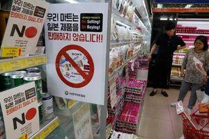 Nhật Bản phản ứng việc Hàn Quốc kiện nước này lên WTO