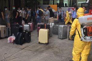 Các ly 14 ngày chuyên gia Nhật Bản và thương nhân Trung Quốc sang mua vải thiều