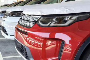 Lô hàng Land Rover Discovery Sport 2020 về Việt Nam, thêm đối thủ cho Mercedes-Benz GLC