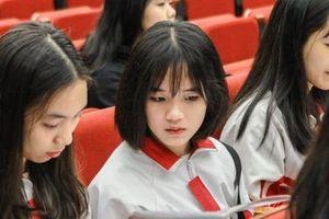 TP. Hồ Chí Minh công bố số liệu thống kê nguyện vọng vào lớp 10 THPT