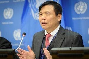 Việt Nam chủ trì họp Nhóm công tác HĐBA về các tòa án quốc tế