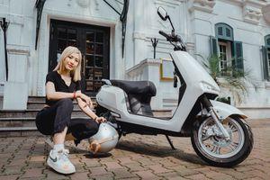 Xe máy điện Yadea BuyE ra mắt, giá 22 triệu đồng