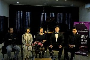 Tổ chức Liên hoan Âm nhạc thiếu nhi quốc tế online vào tháng 6