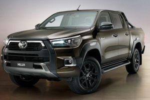 Toyota Hilux 2020 chính thức ra mắt với động cơ mạnh hơn