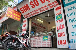 Thanh tra mua bán SIM toàn quốc: Nhà mạng mắc nhiều sai phạm