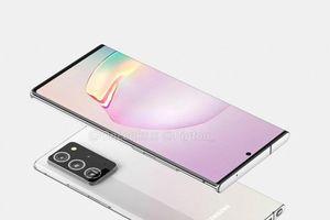 Samsung Galaxy Note 20+ sẽ có cảm biến 108MP hỗ trợ zoom 50X