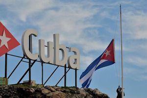 Mỹ bổ sung 7 thực thể của Cuba vào danh sách trừng phạt