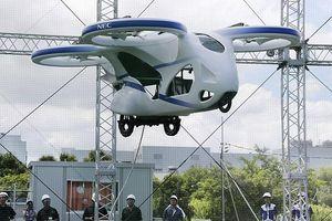 Hàn Quốc đặt mục tiêu có 'taxi bay' vào năm 2025