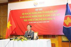 ASEAN và ASEAN+3 sẽ có biện pháp cụ thể hỗ trợ DNNVV vượt Covid-19