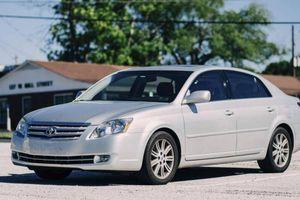 Toyota Avalon 2007 nhập Mỹ giá 585 triệu đồng, có nên mua?