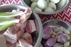 Biến tấu thịt lợn thành 2 món ngon không thể cưỡng nổi