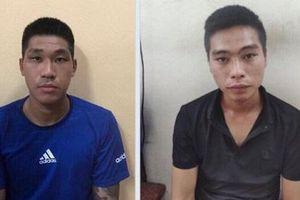 Hà Nội: Bắt ổ nhóm chuyên cướp giật túi xách của phụ nữ