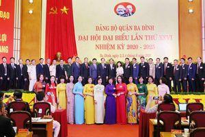 Đảng bộ quận Ba Đình tập trung chỉ đạo phát triển toàn diện các lĩnh vực