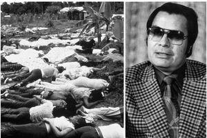 Jim Jones và tội ác của giáo phái từng ép 900 người tự tử tập thể