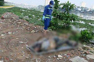 Phát hiện thi thể 1 người đàn ông trôi trên sông Sài Gòn