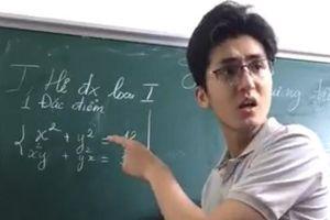 Thầy giáo hot boy tham gia 'Quý ông đại chiến'