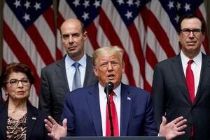 Tỷ lệ thất nghiệp ở Mỹ giảm bất ngờ, Tổng thống Trump họp báo