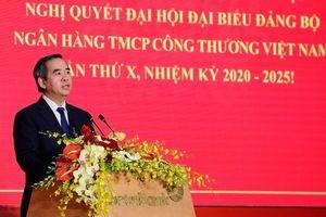 Đảng bộ Vietinbank đề ra năm nhiệm vụ trọng tâm và hai khâu đột phá