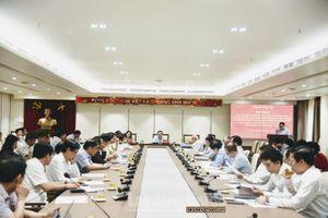 Hà Nội lấy ý kiến các nhân sĩ, trí thức về 3 khâu đột phá trong nhiệm kỳ 2020 - 2025