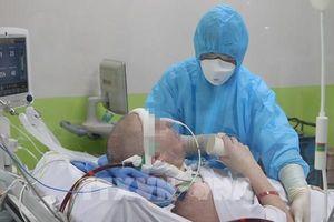 Dịch COVID-19: Bệnh nhân 91 tiên lượng còn nặng dù đã ngưng được ECMO