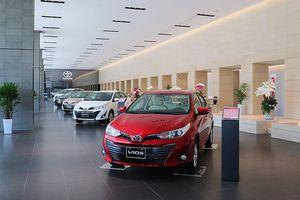 Toyota Việt Nam tiếp tục mở rộng hệ thống đại lý tại Đà Nẵng