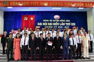 Bạc Liêu tổ chức Đại hội điểm cấp huyện đầu tiên, bầu trực tiếp Bí thư