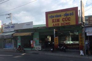 Bắt kẻ trộm gần 50 lượng vàng ở TP.HCM, bỏ trốn ra Hà Nội