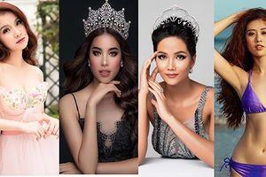 Cuộc sống sau đăng quang của 4 Hoa hậu Hoàn vũ Việt Nam