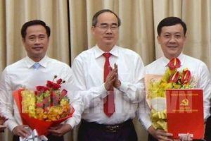 Ban Bí thư chỉ định 2 ủy viên Ban Chấp hành Đảng bộ TP.HCM