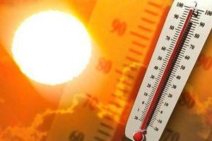 Xu hướng thời tiết cả nước 10 ngày tới: Nắng nóng gay gắt diễn ra diện rộng