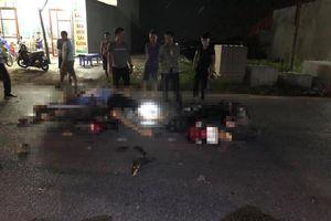 Bắc Giang: Xe máy ngược chiều va nhau, 2 người tử vong tại chỗ