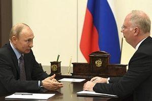 Tổng thống Putin ước tính tỷ lệ thất nghiệp và lạm phát sau thời gian kiểm dịch