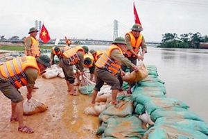 Hà Nội: Thực hiện đồng bộ nhiệm vụ trong phòng chống thiên tai, tìm kiếm cứu nạn