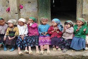 Điện Biên có gần 2000 trẻ em cần được chăm sóc đặc biệt