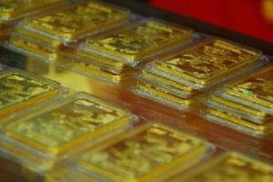Giá vàng SJC giảm mạnh, vẫn cao hơn vàng thế giới gần 1 triệu đồng/lượng